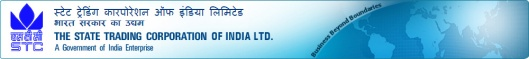 THE STATE TRADING CORPORATION OF INDIA LIMTED