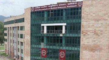 All India Institute of Medical Sciences, Rishikesh.
